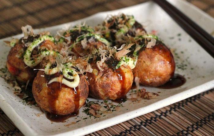 cach lam takoyaki