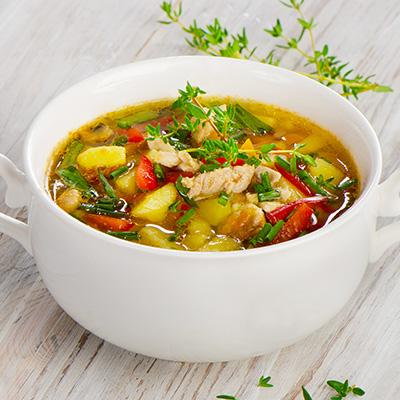 cach lam soupe légumes 2