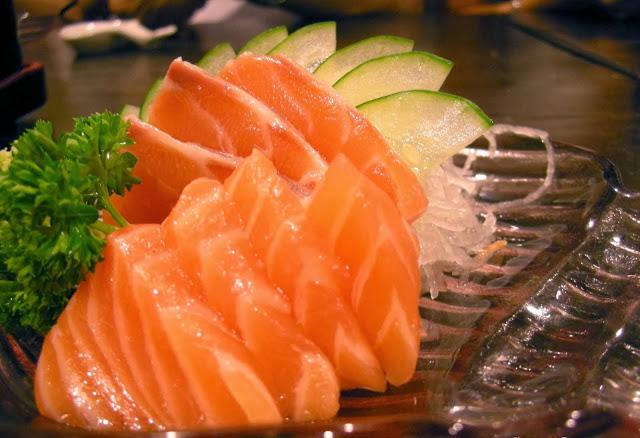 cach lam sashimi ca hoi ngon