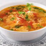 Dinh dưỡng với cách nấu súp trứng liên hoa cho bé yêu