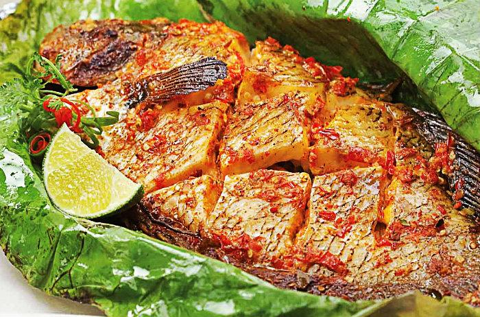cá nướng pate 1