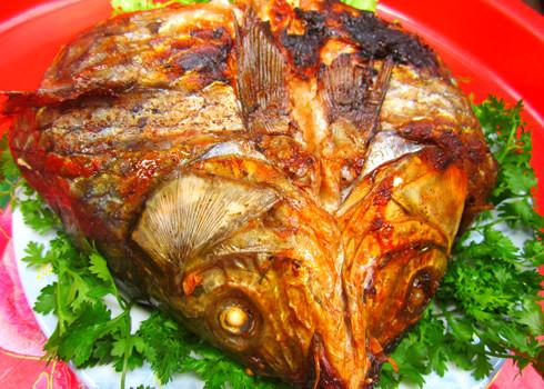 cá nướng pate