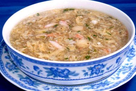 súp cua liên hoa 1