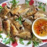 Mới lạ với cách làm cá diếc chiên nấu với rượu vang thơm ngon bá cháy