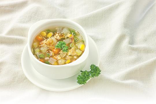 cach lam sup hot luu chay